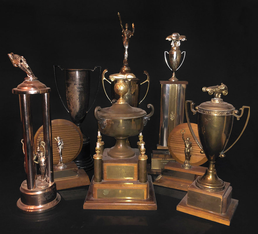 Cunningham Racing Trophies
