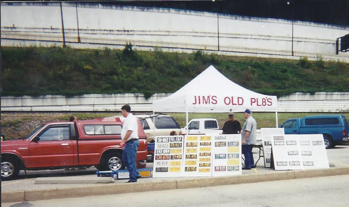 Jims Old Pl8s Tent