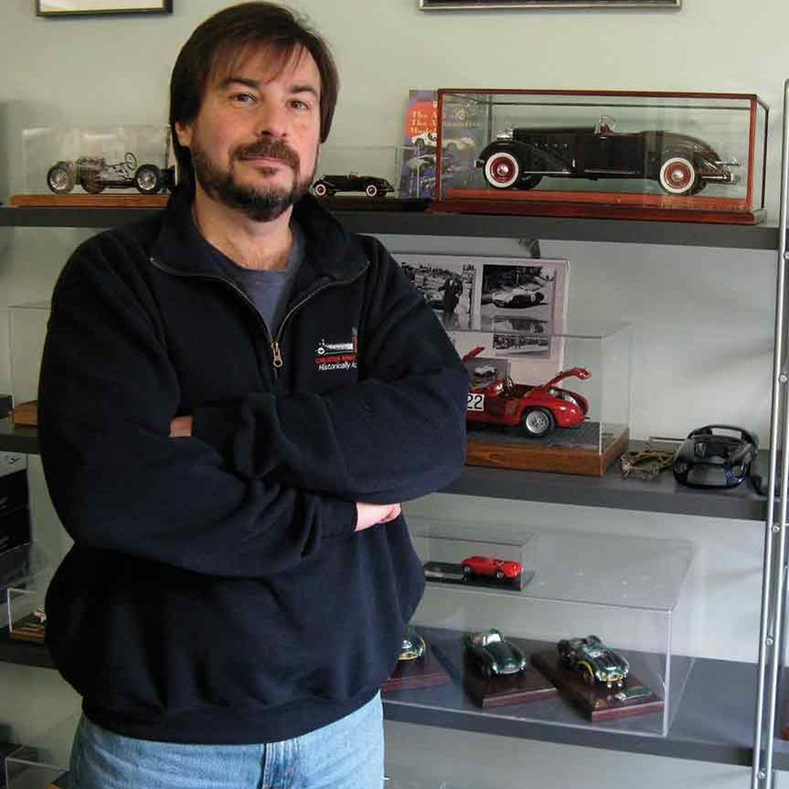 Marshall Buck Model Cars
