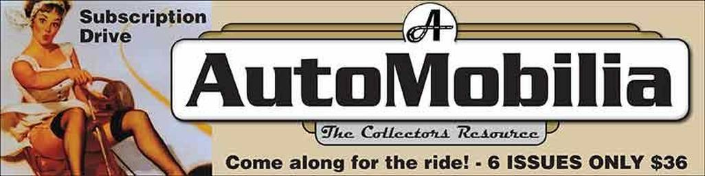 AutoMobilia Resource Subscribe